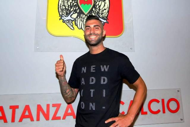 Giuseppe Statella, Us Catanzaro