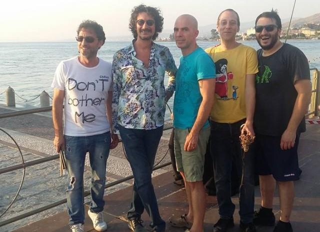 SERGIO CAMMARIERE E LA SUA BAND - FATTI DI MUSICA FESTIVAL