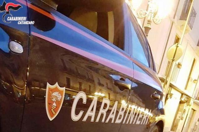 Carabinieri Catanzaro-min