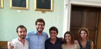 Lamanna, Monteverdi, Polimeni, Lobello, Gallo