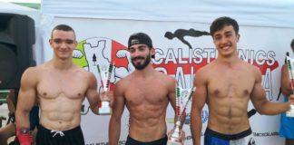Gara Skills. 1. Manuel Caruso (Lombardia); 2. Igor Leo (Puglia); 3. Antonio Gaccione (Calabria)_-min