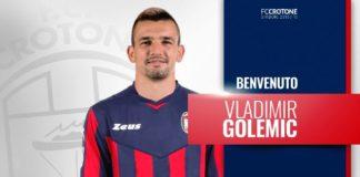 Golemic è rossoblù Benvenuto Vladimir-min