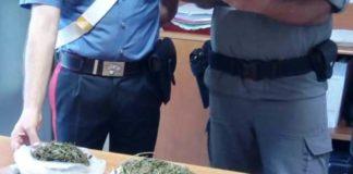 carabinieri, sostanza stupefacente, arresto-min