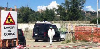 cadavere trovato a Catanzaro Sala