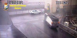 crollo ponte Morandi video