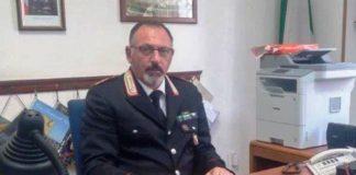 nuovo comandante carabinieri stazione Petilia Policastro
