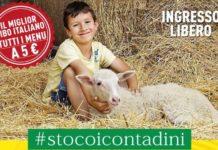 Locandina Villaggio Coldiretti a Roma 5-7 ott. 2018-min