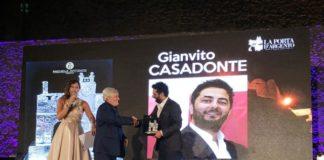 Premio La Porta d'Argento, Michele Affidato-min