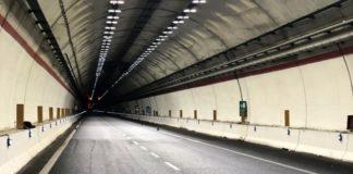 A2 autostrada del mediterraneo galleria