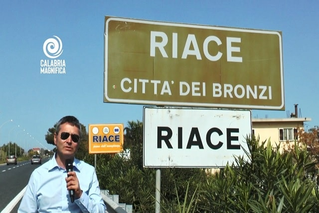 Calabria Magnifica video Riace