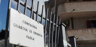 Guardia di finanza Paola (Cosenza)-min