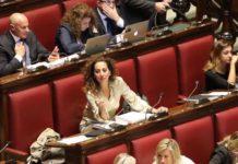 Wanda Ferro alla Camera