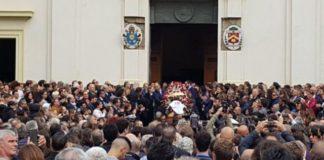 funerali Massimo Marrelli