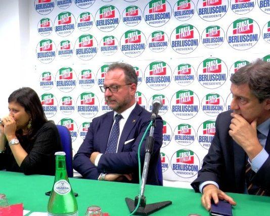 Catanzaro: inaugurata nuova sede Forza Italia