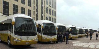 nuovi autobus, Cittadella Regionale