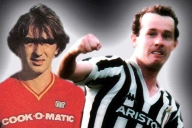 Campionato 1981-82 Catanzaro Juventus