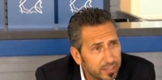 Cevoli allenatore Reggina