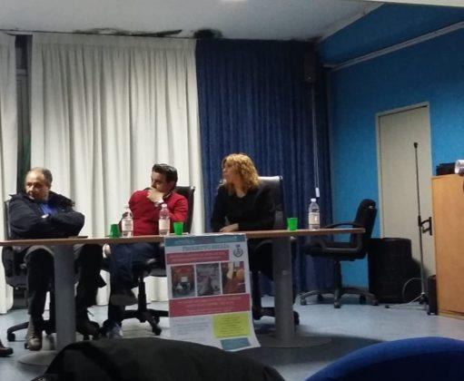 Davide Zinichella, Pancrazio Mangona, Valentina Margiotta