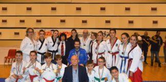 I medagliati del Team Guerra
