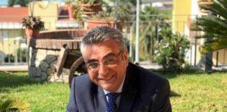 Mario Pizzino, sindaco di Amantea
