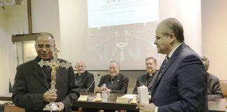 presentato libro Vaticano