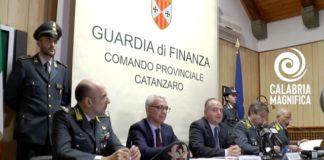 Operazione Quinta Bolgia la conferenza stampa