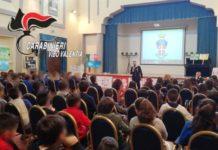 Conferenza legalità a scuola-
