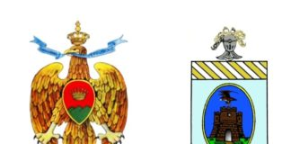 stemma Catanzaro e stemma Girifalco