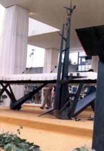 Giovanni Paolo II visita Catanzaro 1984 foto 2