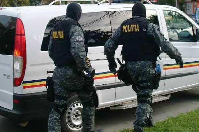 Romania polizia