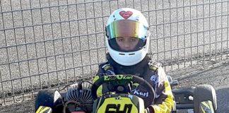 Simone Virelli piccolo pilota