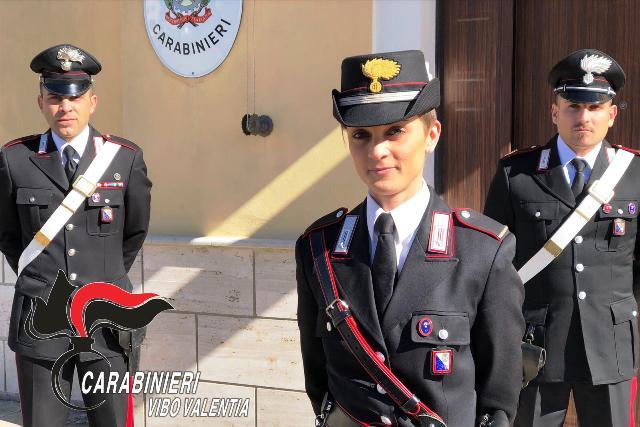 carabinieri Vibo