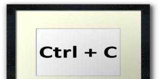 ctrl +