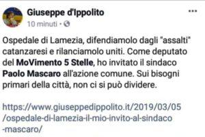 post fb d'ippolito