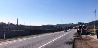 strada statale 106 lavori