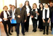 Diocesi Lamezia Terme - Presidente del Coro Antonio Arcuri