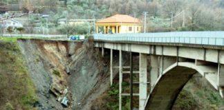 Gimigliano crollo ponte Corace