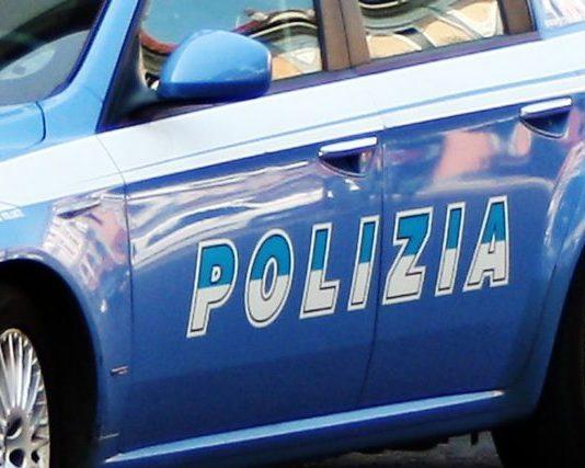 Questura, Volante, Polizia