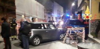 incidente via Nuova Bellavista
