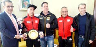 premiazione Antonio Gualtieri