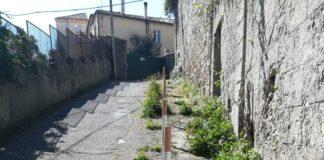 Via Montecorvino Catanzaro