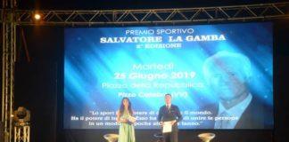 Premio Salvatore La Gamba