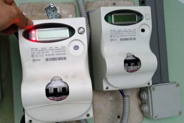 contatore energia elettrica