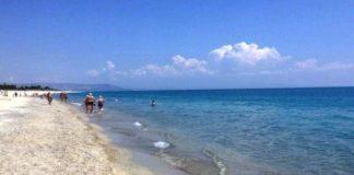 Spiaggia di Cupido Sant'Andrea Jonio