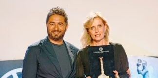 Gianvito Casadonte e Isabella Ferrari