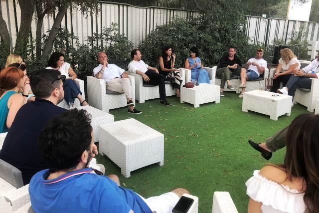 La Calabria che rema riunione