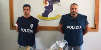 due arresti per spaccio
