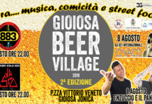 gioiosa beer village