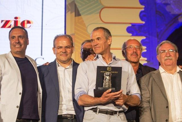 Carlo Cottarelli Premio Caccuri