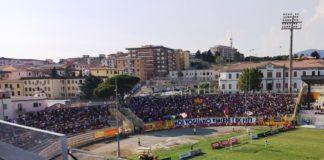 Catanzaro Calcio, curva Massimo Capraro
